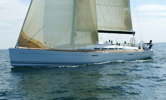 Charter A 50ft Beneteau In Willemstad