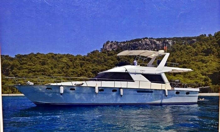 Yacht Charter from Kemer, Antalaya