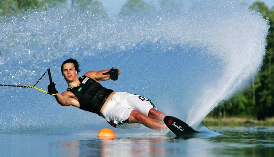 Exciting Water Skiing Adventure In Mahébourg, Mauritius