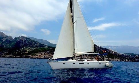 "Charter the ""Silver Dragon"" Jeanneau Voyage 11.20 in Santa Ponça"