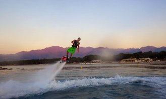 Flyboarding Ride in Marigot, Saint Martin