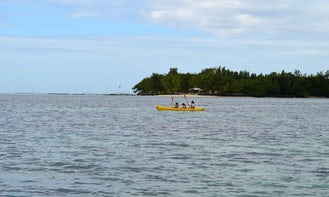 Clean Kayak for Rent in Grand Port, Mauritius