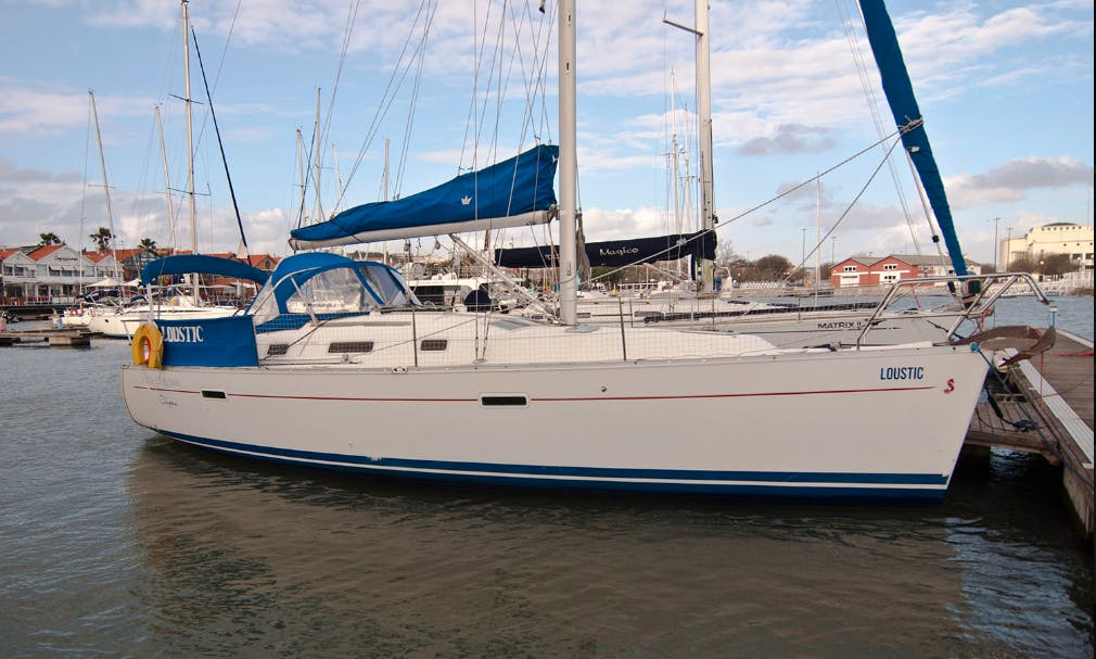 Daily Private Exclusive Sailing Tours in Lisbon aboard 10 Person Sailboat