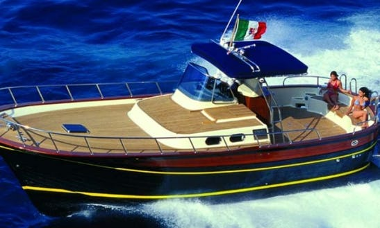 Charter This 12 Passenger Motor Yacht In Sorrento, Italy