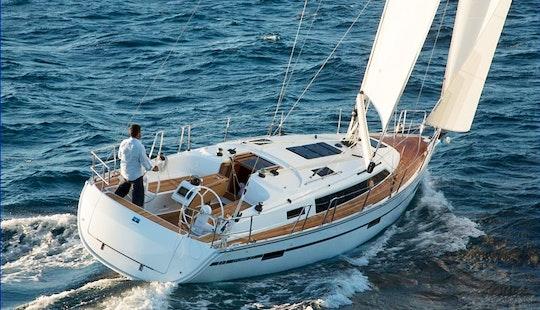Charter 37' Bavaria Cruiser Cruising Monohull In Muğla, Turkey