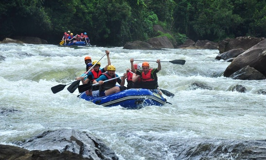 Enjoy Rafting Trips In Kitulgala, Sabaragamuwa Province