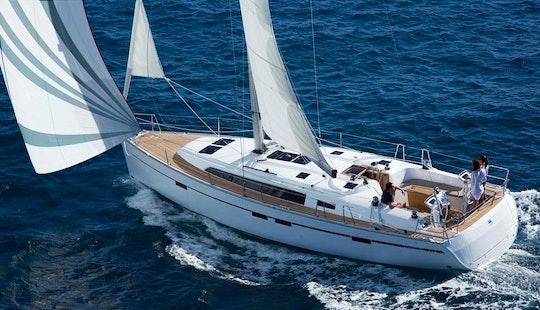Charter 46' Bavaria Cruiser Cruising Monohull In Mugla, Turkey
