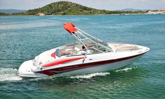 Rent 20' Crownline 200 Ls Bowrider In Murter, Šibenik