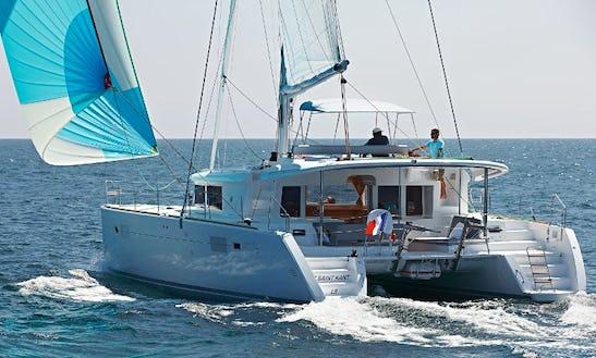 Enjoy Sailing In MuÄŸla, Turkey On This 45' Lagoon Cruising Catamaran