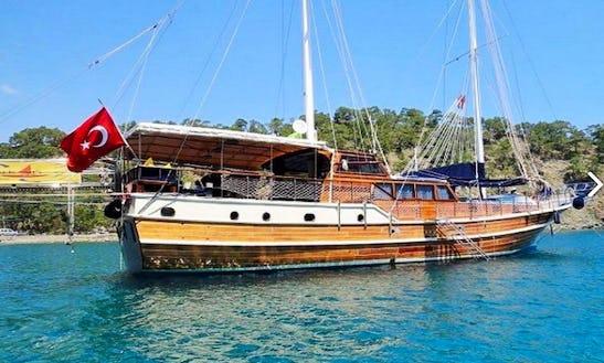 Charter 79' Beyzade Gulet In Muğla, Turkey