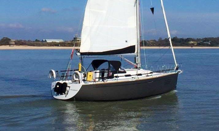 Charter 37' Kraken Cruising Monohull in Gosport, England