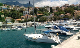 Cruising Monohull Charter for Up to 6 People in Bar, Montenegro