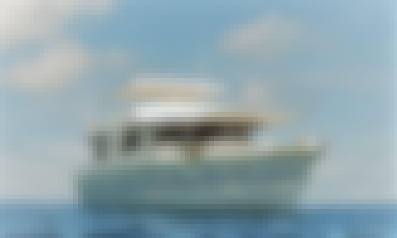 Charter Horizon 2 Motor Yacht in Otopeni, Romania