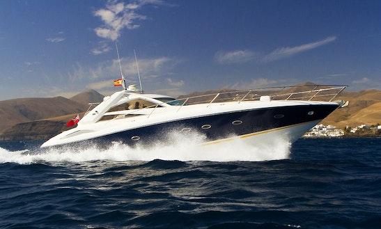 Motor Yacht Rental In Puerto Calero