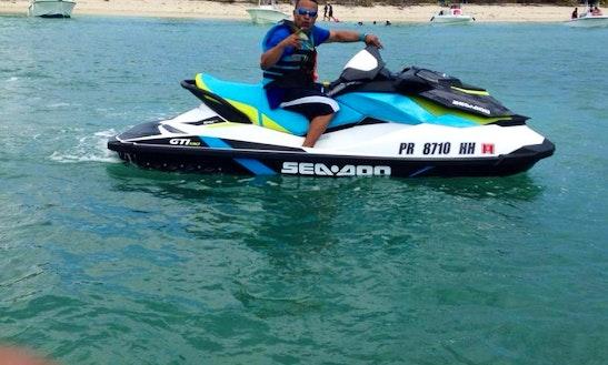 Rent Seadoo Jet Ski In Cabo Rojo, Puerto Rico