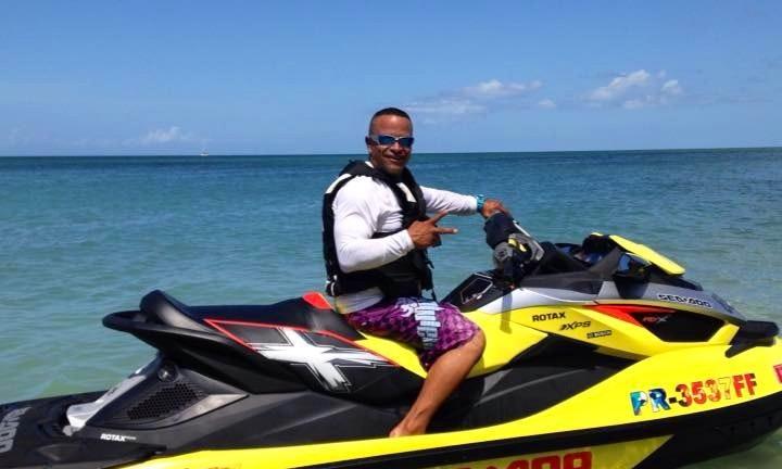 Ride this Gorgeous Seadoo Jet Ski in Cabo Rojo, Puerto ...