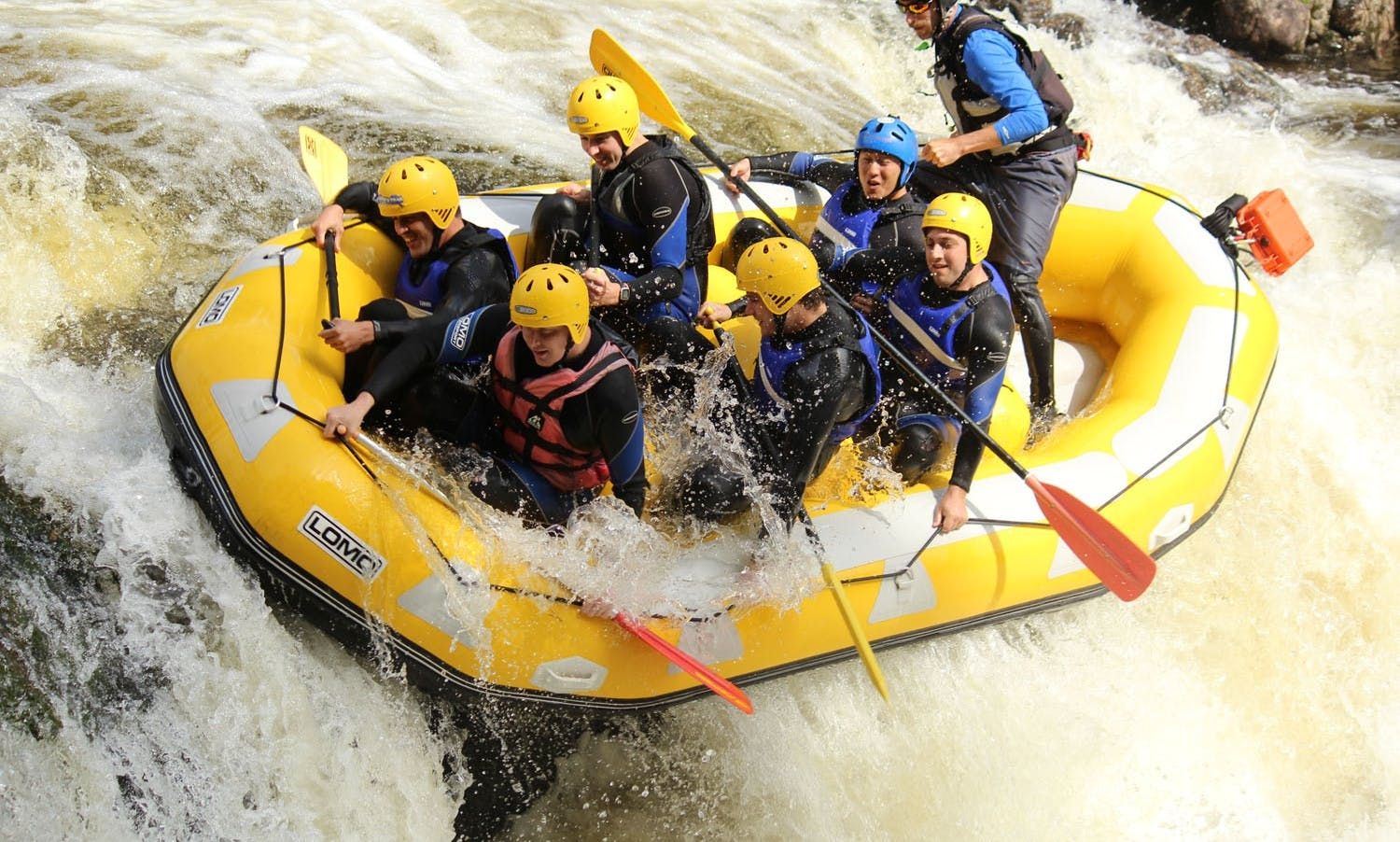 White Water Rafting and River Bugs