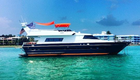Power Mega Yacht For Rent