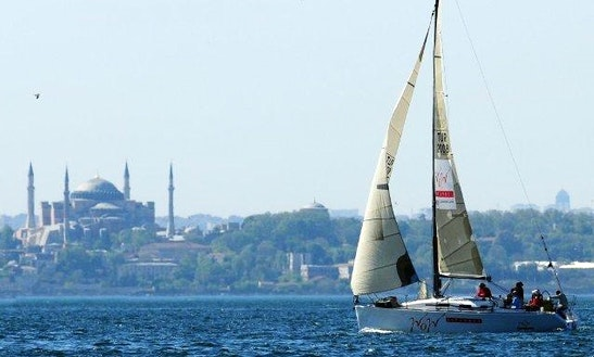Charter A Cruising Monohull In Istanbul, Turkey