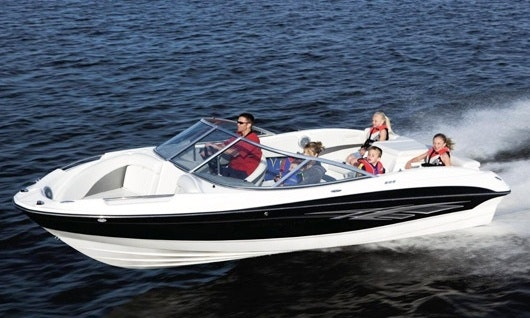 Ski Boat Rental With Delivery Service In Traverse City