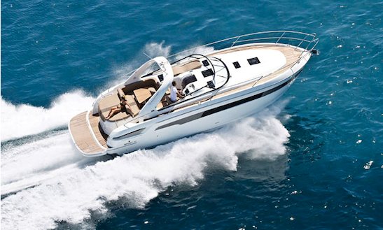Charter 39' Wind Song Special