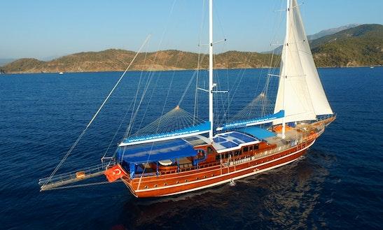 Gulet Rental In Fethiye Muğla Turkey        (soğlu 4) Ask For Available Dates