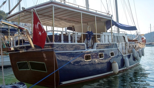 Gulet Rental In Fethiye, Muğla, Turkey. (icarus) Ask For Available Dates