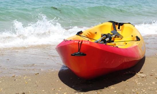 Single Kayak Rental In Traverse City, Michigan
