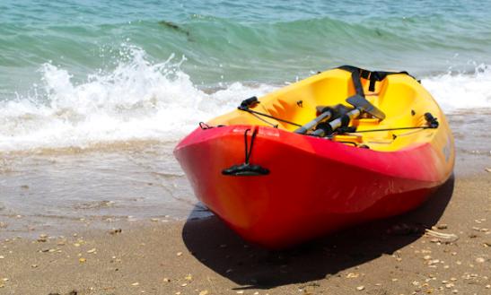 Single Kayak Rental In Traverse City, Michigan