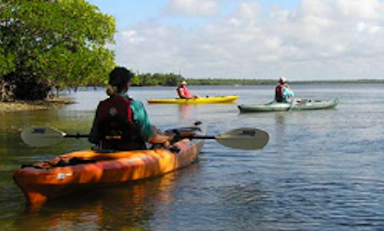 Single Kayak Tour In Traverse City, Michigan