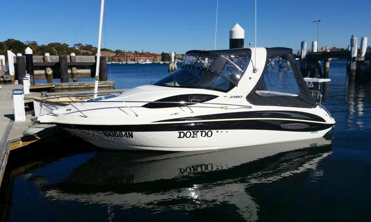 Bowrider Charter in New South Wales, Australia