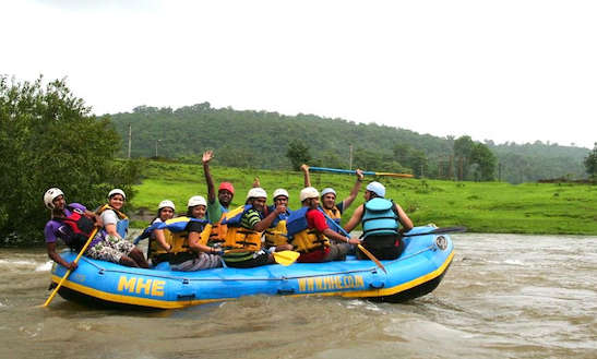 Enjoy Rafting In New Delhi, India