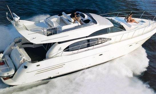 Charter 58' Aristotelis Power Mega Yacht In Glyfada, Athens
