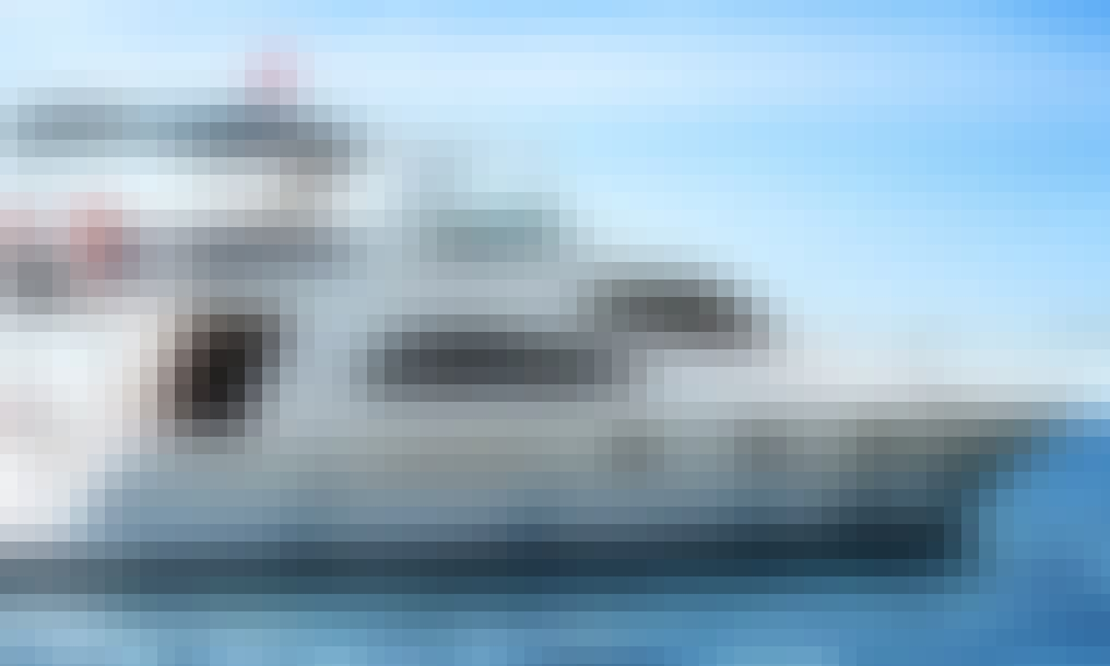 Charter MNH 55 Power Mega Yacht in Dubai, United Arab Emirates