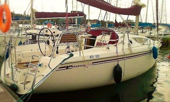 Charter 33' Maxus Cruising Monohull In Węgorzewo, Poland