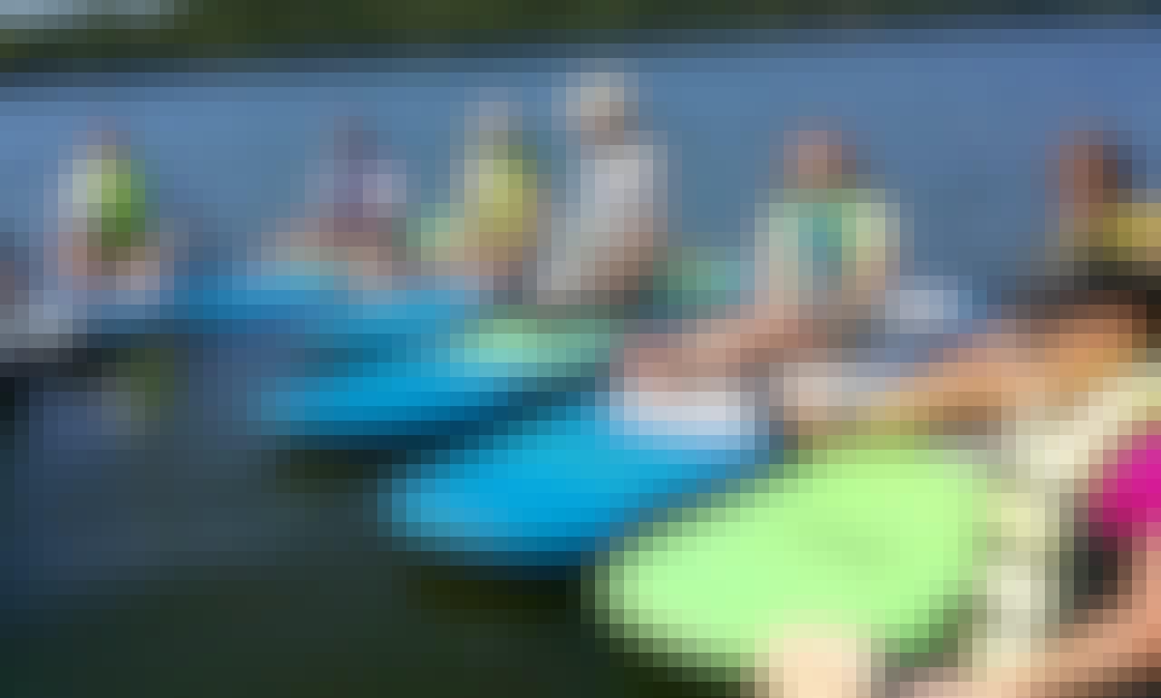 Paddleboard Tour/Lesson @ Oak Hollow Lake,  High-Point, NC