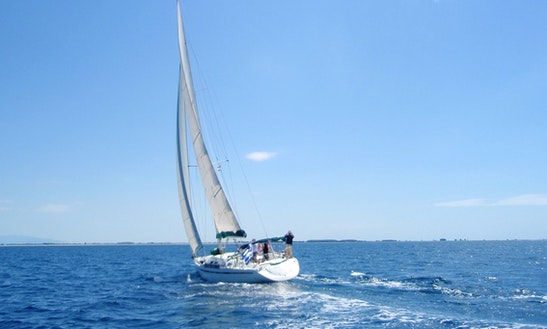 Charter 38 Bavaria Cruising Monohull In Kavala, Greece