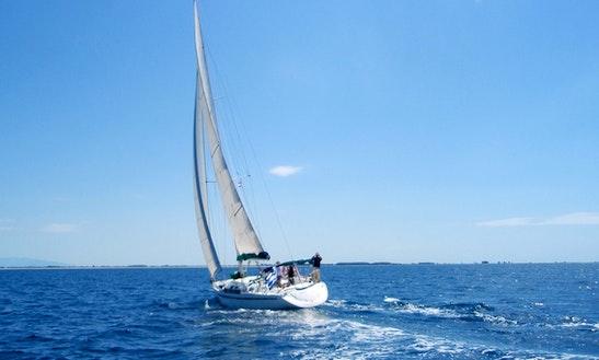 Charter 38 Bavaria Cruising Monohull In Kavala, Greece