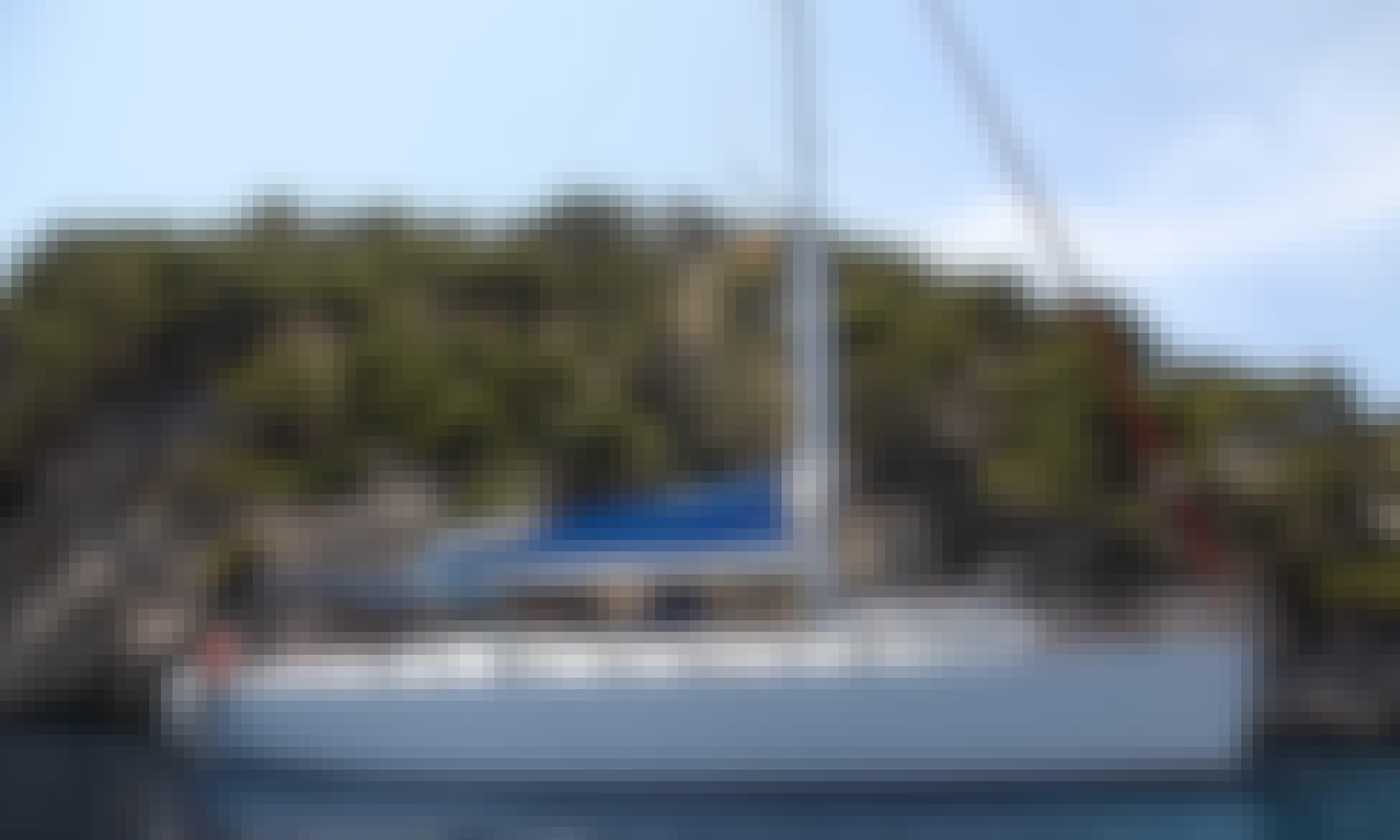 Beneteau Cyclades 50.5 Cruising Monohull Charter Ibiza and Formentera - Balearic and Columbretes Islands
