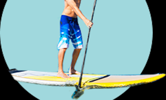 Paddleboard Rental In Orange Beach, Alabama