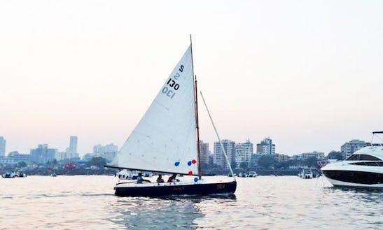 Rent 21' Seabird Daysailer In Mumbai, Maharahtra