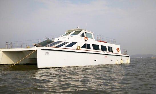 Charter Tyche Power Catamaran In Mumbai, Maharashtra