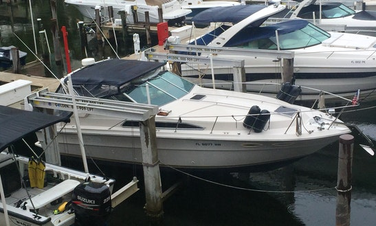 36' Sea Ray Express Cruiser The Moorage