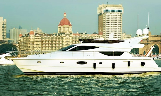 Enjoy A Luxurious Yacht In Mumbai, Maharashtra