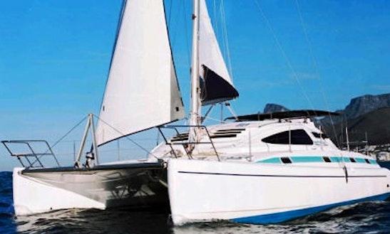 Charter 40' Island Spirit Cruising Catamaran In Mumbai, Maharashtra