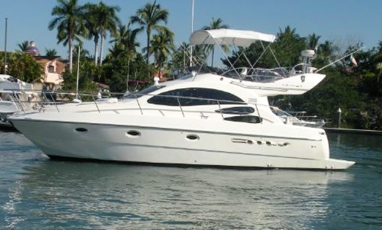 Charter 39' Azimut Motor Yacht In Mumbai, Maharashtra