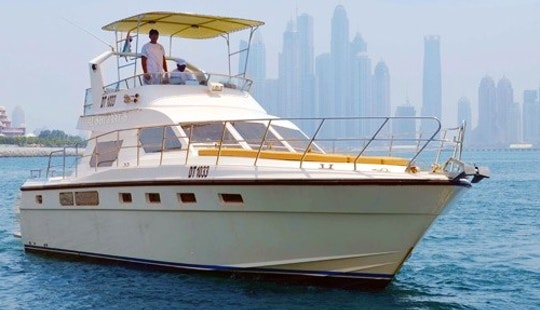 45' Luxury Motor Yacht - Book A Charter Now!