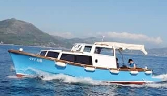 Discover The Beauty Of Dubrovnik, Croatia On This Cuddy Cabin Boat