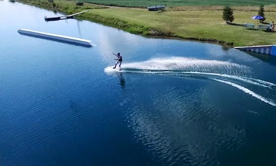 Wakeboarding In Marysville