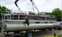 Enjoy Dallas, Texas On Pontoon Boat